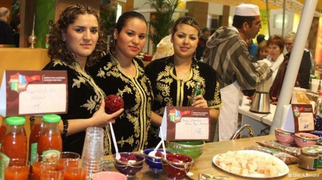 إقبال كبير على الجناح المغربي بالمعرض الدولي للسياحة في مدريد
