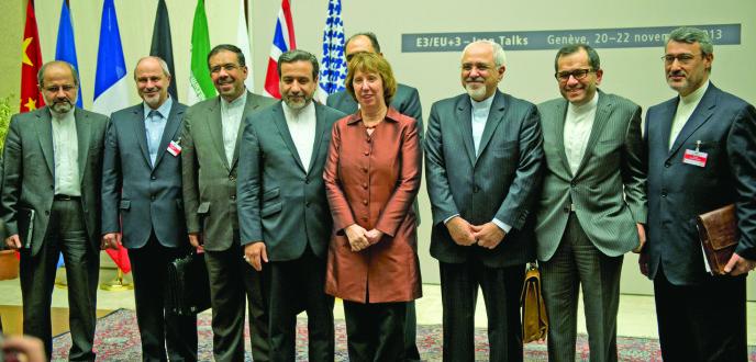 ايران تشكل لجنة من كبار المسؤولين لمراقبة فريق المفاوضات النووية