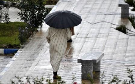 مديرية الأرصاد الجوية تتوقع نزول الأمطار بكافة المناطق الشمالية غدا الثلاثاء