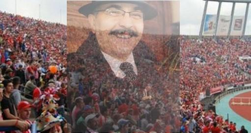 الشاعر عبد الخالق آيت الشتوي يخص فريق المغرب التطواني بقصيدة زجلية