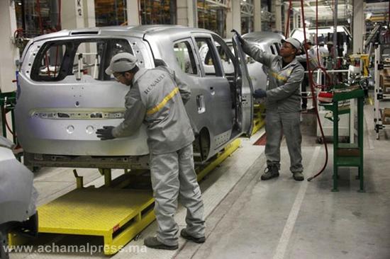 """المنطقة الحرة """"طنجة مدينة السيارات"""" تشرع في إستقبال أولى المشاريع الصناعية الكبرى"""