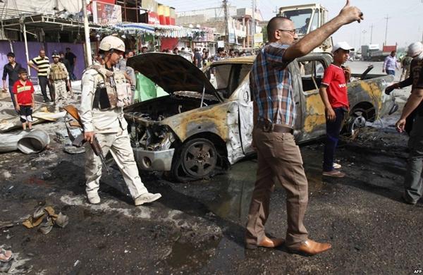المملكة المتحدة تدين أعمال العنف الجديدة التي شهدتها الجمهورية العراقية