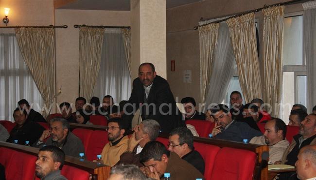 منتخبو مدينة طنجة يتحدون المجتمع المدني وينقلون نادي الفروسية الى منطقة الراهراه