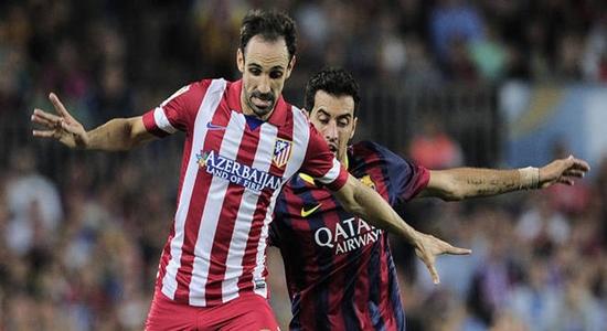 """الإتحاد الأسباني يلغي بطاقة """"خوان"""" ليشارك امام برشلونة"""