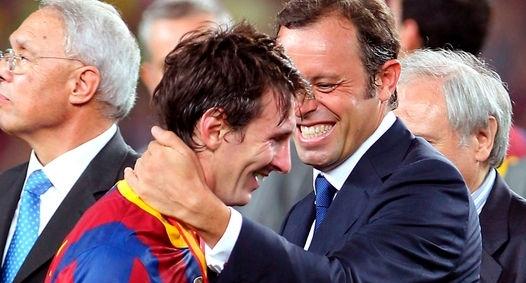قائد برشلونة الجديد: ميسي حزين على رحيل روسيل