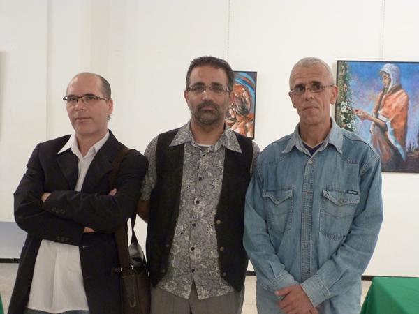 مدينة تطوان تحتضن معرضا فنيا للتشكيلي المغربي يوسف الحداد