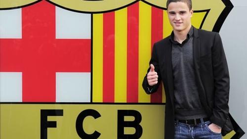 """برشلونة يبدي رغبته في التخلي عن """"أفيلاي"""""""