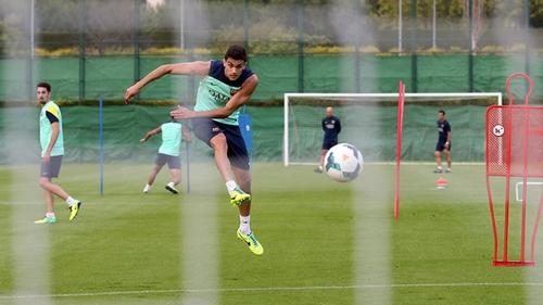 برشلونة يجدد لمدافعه الشاب مارك بارترا حتى2017
