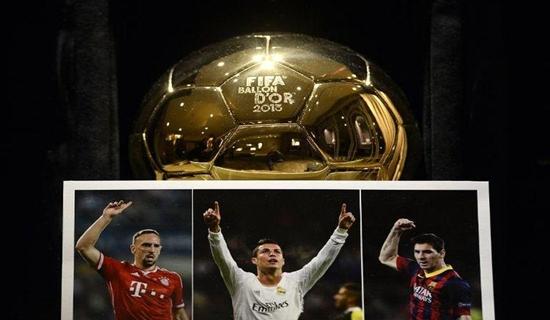 اليوم يعرف العالم الفائز بجائزة الكرة الذهبية
