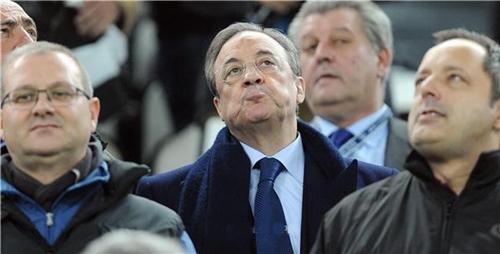 أولتراس الريال يتظاهر ضد فلورنتينو بيريز رئيس النادي