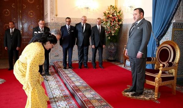 جلالة الملك محمد السادس يعين عددا من الولاة والعمال الجدد