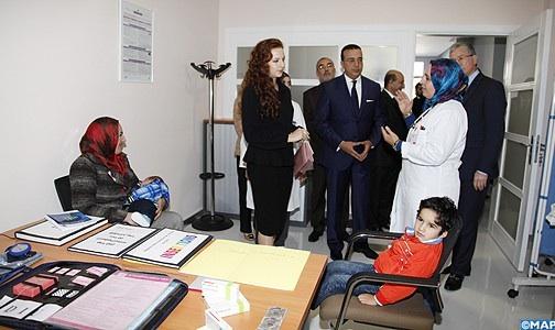 """الحسين الوردي:""""مركز الكشف عن سرطان الثدي بطنجة تجويد للخدمات الصحية بالمنطقة"""""""