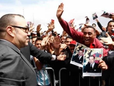 """""""جون أفريك"""": المغرب يشكل استثناء بشمال إفريقيا الذي يعاني اضطرابات منذ 2011"""