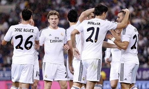 ريال مدريد يبدأ السنة الجديدة بفوز ودي على باريس سان جيرمان