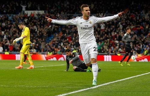 ريال مدريد يحجز مقعده بنصف نهائي كأس ملك اسبانيا بهدف في شباك اسبانيول