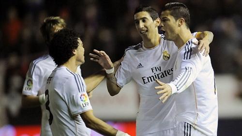 ريال مدريد يحجز مقعدا في ربع النهائي بفوزه على اوساسونا