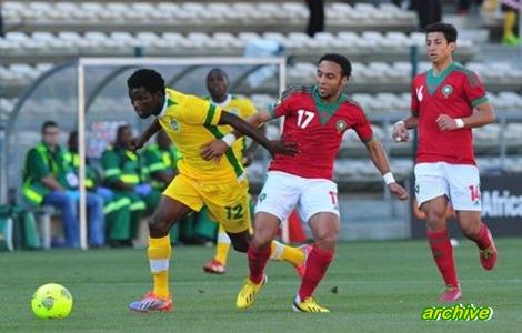 المنتخب المغربي يفوز على أوغندا ويتأهل إلى ربع النهاية