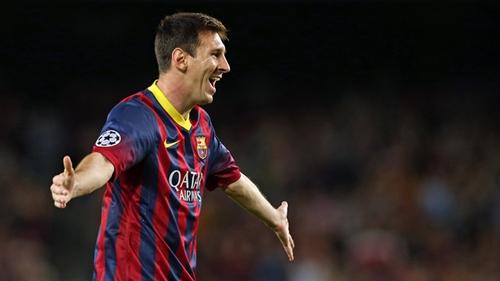 ميسي يحصل على الضوء الأخضر للعب أمام خيتافي في كأس ملك اسبانيا
