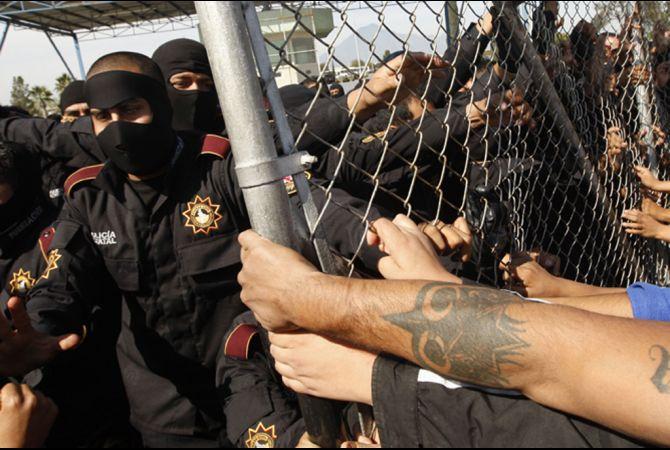 مقتل تسعة أشخاص في تبادل إطلاق نار داخل سجن مكسيكي