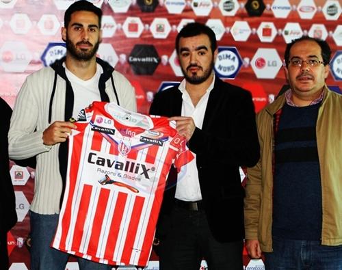فريق المغرب التطواني يعلن عن تعاقده مع اللاعب الإسباني إيفان بينيدا