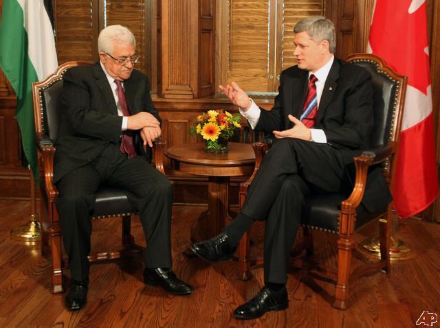 كندا تعرب عن أملها في قيام دولة فلسطينية ديمقراطية وقابلة للحياة