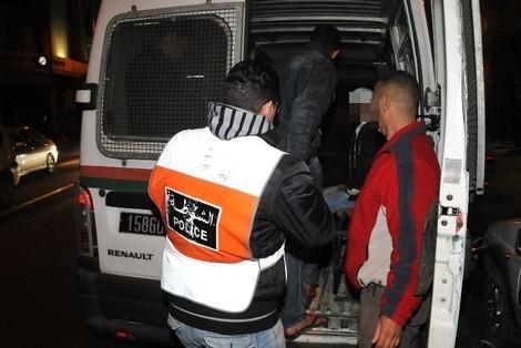 المصالح الأمنية بالناظور توقف أزيد من 1250 شخص خلال شهر مارس المنصرم