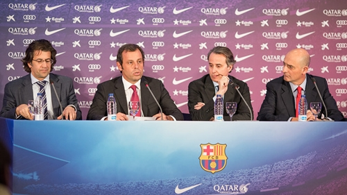 برشلونة يدرس زيادة سعة ملعبه بتكلفة 600 مليون يورو