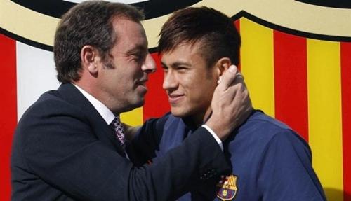 برشلونة ينتقد طلب الادعاء بالتحقيق في صفقة نيمار