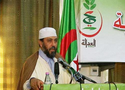 الجزائر ..حزب جبهة العدالة والتنمية يعلن عن مقاطعته للانتخابات الرئاسية بالجزائر