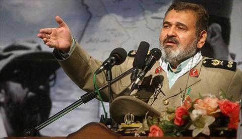 """إيران تعلن إستعدادها لخوض """"حرب مصيرية"""" ضد الولايات المتحدة وإسرائيل"""