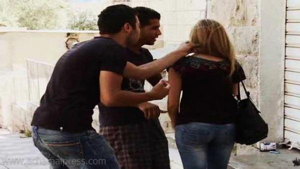 """شهادة مواطنة فلسطينية تعرضت للتحرش في عاصمة البوغاز """"طنجة"""""""