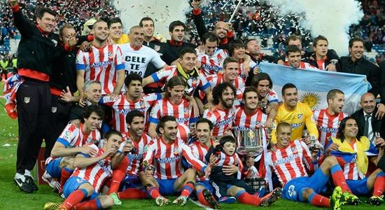 أتلتيكو مدريد  يتحدى الريال مجددا وبرشلونة يتربص بسوسييداد في المربع الذهبي لكأس أسبانيا