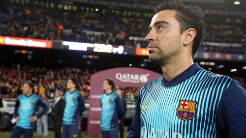 تشافي: ديربي مدريد أثر علينا قبل مواجهة سوسيداد
