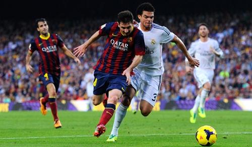 برشلونة وريال مدريد على أعتاب مواجهة نارية في نهائي كأس ملك أسبانيا