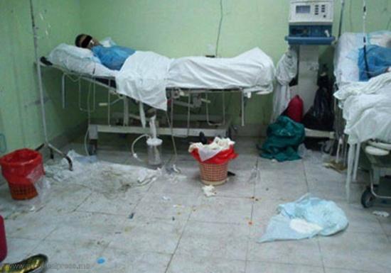 فعاليات حقوقية ترصد مجموعة من الخروقات بمستشفى الحسن الثاني بالفنيدق