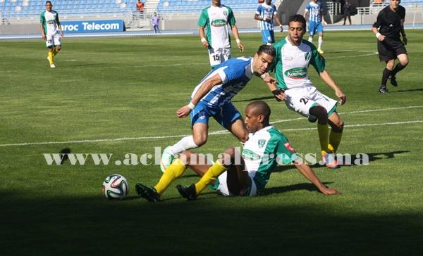 اتحاد طنجة يصحو من كبوته ويفوز على اتحاد المحمدية بنتيجة 2-1