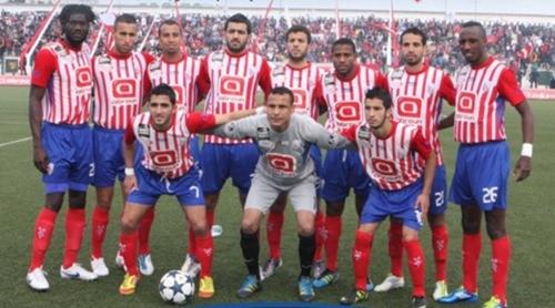 """""""الماط"""" يحصد الهزيمة الثانية ببشاعة ضد الفريق الحسيمي بنتيجة (2-1)"""