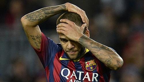 ألفيس يعلن الحرب على جماهير برشلونة