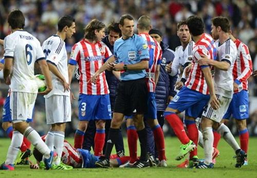 الإتحاد الإسباني يعلن حكام مباريات نهائي نصف كأس الملك اسبانيا