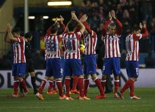 أتلتيكو مدريد يعود لصدار الليغا بعد 3 سنوات و133 جولة