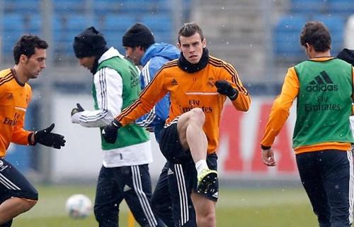 بايل يعود لتشكيلة ريال مدريد في كأس ملك اسبانيا