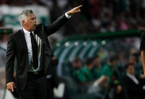 أنشيلوتي: أتليتكو مدريد لا يستطيع الفوز بالليغا