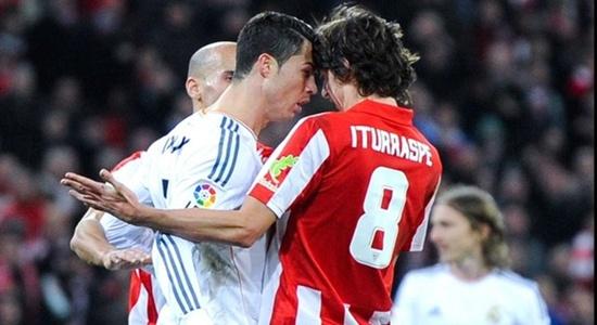 غضب عارم في ريال مدريد بعد إيقاف رونالدو