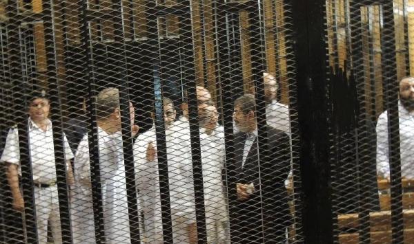 أولى جلسات محاكمة مرسي في قضية التخابر مع جهات أجنبية تنطلق بعد غد الأحد