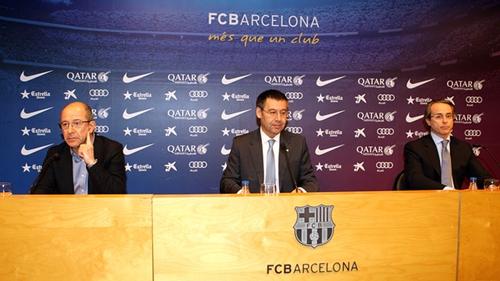 نائب رئيس برشلونة: من المضحك أن ندفع ضرائب نيمار مرتين في البرازيل وأسبانيا