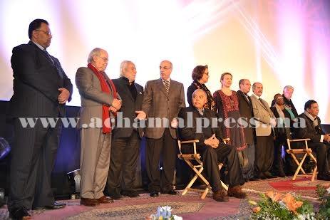 حفل افتتاح مهرجان طنجة الـ 15 تمتزج فيه فرحة التكريم بحزن الرحيل
