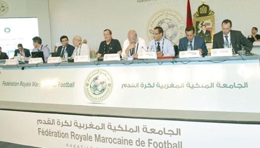 الأمانة العامة ترفض المصادقة على القانون الأساسي لجامعة كرة القدم