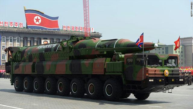 كوريا الشمالية تطلق أربعة صواريخ قصيرة المدى قبالة الساحل الشرقي للبلاد