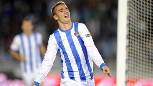 المهاجم أنطوان جريزمان مطلوب في ريال مدريد