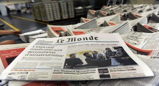 """""""لوموند"""" الفرنسية تطعن على حكم تغريمها لبرشلونة وريال مدريد"""